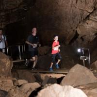 Petzl Baradla Undergound trail rövid (7km) 2018