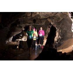 Baradla Undergound trail hosszú (34km) Távok és nevezés Terepfutó verseny